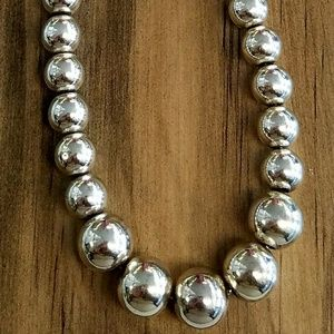 Sterling 925 Beaded Necklace